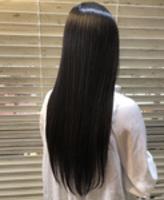 ストレートパーマ*艶髪